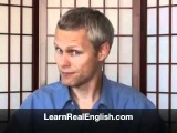 Learn English Conversation Rule 4 - Learn Deeply - Learn Real English Conversation Now.mov