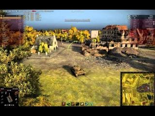 M24 Chaffee x2 killing random [wot-vod.ru]