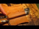 Making a Strider SMF Leather Knife Sheath - Part 1