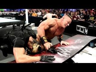 WWE Elimination Chamber 2013 The Shield VS John Cena & Ryback & Sheamus