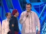 БАК Соучастники   Приветствие КВН 2010 1 я 1 4 финала
