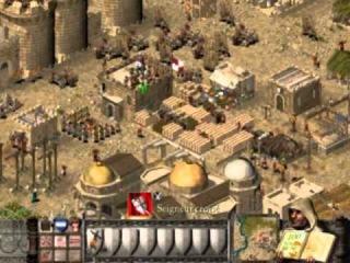 Обзор игры Stronghold Crusader / Крестоносцы (вторая часть)