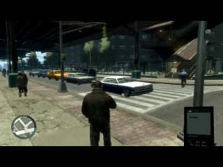 Время Игры Grand Theft Auto 4 Серия 9 (Кокаин Элизабет Торрес)