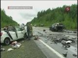 Семеро человек погибли в ДТП в Свердловской области