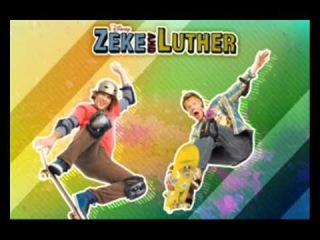Zeke and luther-зик и лютер