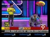 Mithun Chakraborty Slow Dance At Dance India Dance-Indiaecho.com