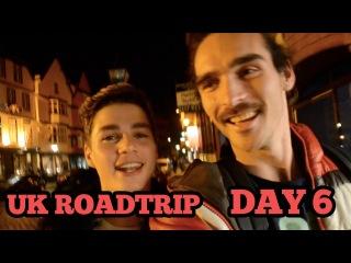 UK Roadtrip Day 6 | Fun For Louis
