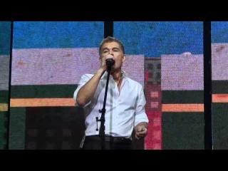 Олег Газманов три вокзала (крокус сити холл)