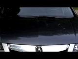 Dry Wash Waterless Car Wash Demo