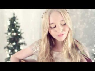 Justine Dorsey - No One Would Be Alone On Christmas Eve (Original Music by Justine)
