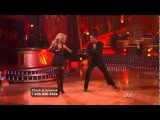 AWESOME Julianne Hough Rumba with Chuck Wicks! MUST SEE!!