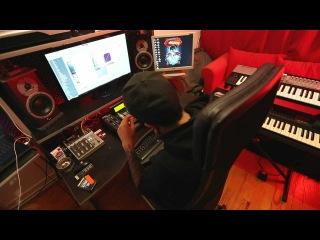 SUPER VILLAIN'S BEATMEETING #1 [INSTRUMENTAL BEATMAKING VIDEO 2012] [ BeatMaking In FL Studio and Cubase ]
