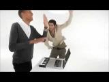Jamel Debbouze & Stromae   Alors on Danse