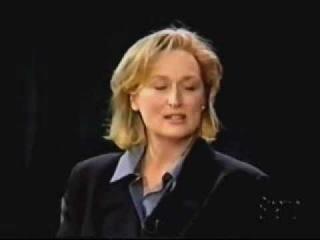 Meryl Streep Inside The Actors Studio 1998 part1
