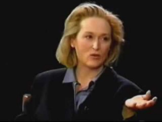Meryl Streep Inside The Actors Studio 1998 part 4