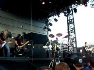 Ratt Live In W. Sacramento 2010 Best Of Me (full song) Raley Field