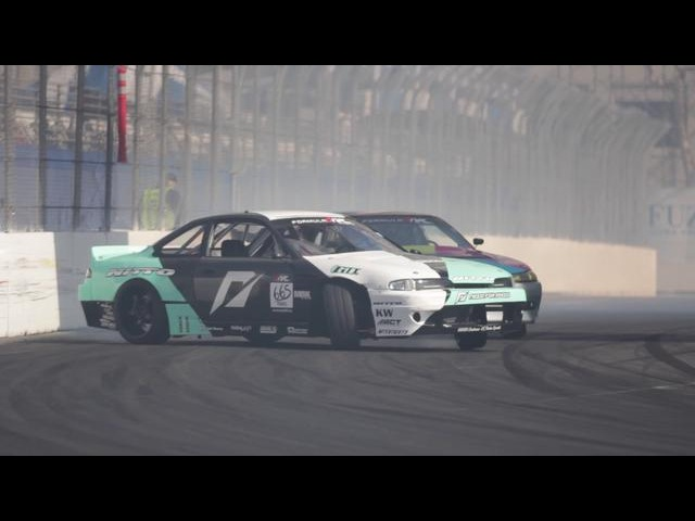 Formula D Streets of Long Beach 2012 | PVR MOTORSPORTS CARSXHYPE DAYUUM