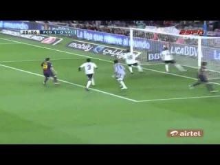 Barcelona Vs Valencia 1-0