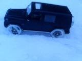 G55 AMG RC On Snow II