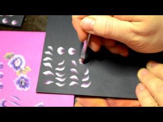 Китайская живопись, урок 2. часть 1