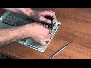Замена клавиатуры MacBook Air A1369 2010-2011 год
