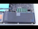 Замена dvd привод (dvd drive disassembly) MacBook Pro Unibody 13.3