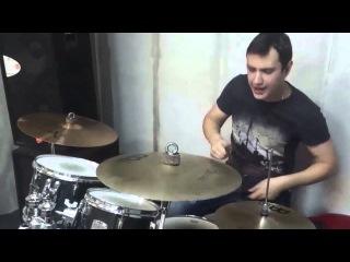 Sergey Botya - My way (drum cover)