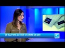 Случайно засветил свою физиономию на французском ТВ :)