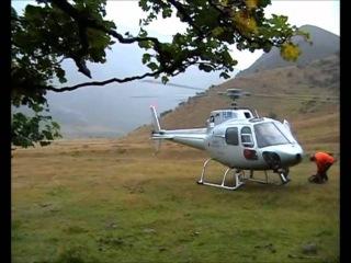 Часть вторая - охота в горах Новой Зеландии.