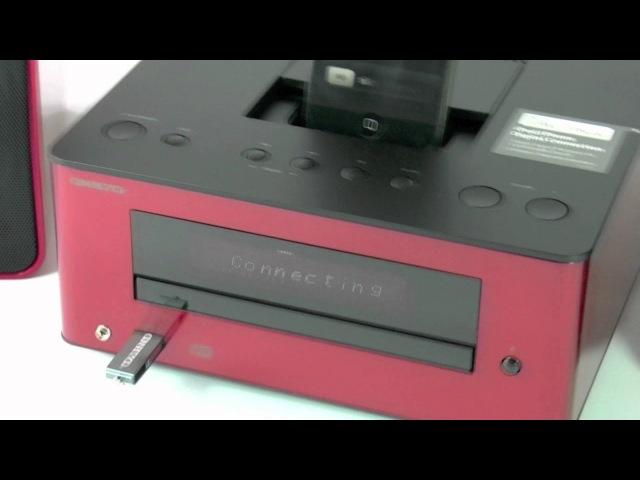 ONKYO CS-245 Colibrino Stereo Mini-System