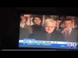 Wet Willy Prank During Live TV Broadcast on NBC 10.