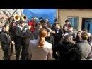 Nunta Ivanciu Ionut si Madalina.Parava, Bacau - part.1-canta Cristi Nucă şi fanfara 10 prăjini