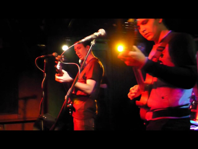 Улыбайся Ветру - live 1 @ Цоколь (Спб) 06.02.2012