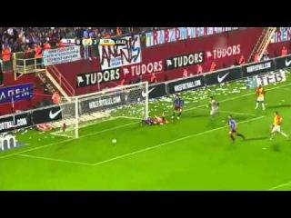 Trabzonspor - Galatasaray 2-4 Mac Özeti 29.04.2012 Süper Final 3. Hafta