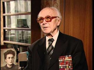 Фильм о Ломко Я.А., посвященный 65-летию победы