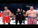 Mariusz Pudzianowski vs Eric Esch (Butterbean)-Supper heavyweight bout