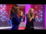 "Spice Girls Melanie C & Emma Bunton Sing Their New Duet ""I Know Him So Well""on ""This Morning"""