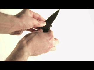 Iain Sinclair Cardsharp2 Unboxing (size of credit card) - KnifeCenter