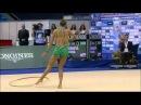 Evgenia Kanaeva - World Championships Moscow 2010 - Hoop Final