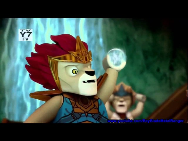 Lego: Легенды Чимы - Legend of Chima