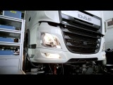Meet the new DAF XF - chassis