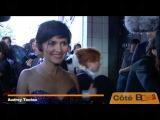 Coco avant Chanel - entrevue avec Audrey Tautou et Anne Fontaine sur C