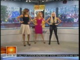 LADY GAGA Just Dance: Dance Steps + Today Show Interview