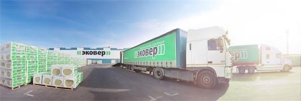 Открылась вторая линия завода по производству теплоизоляции «Эковер» 3