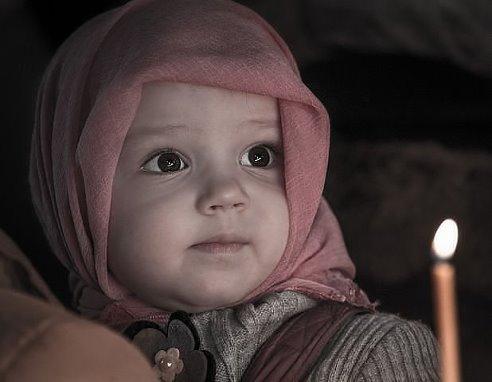 Пусть БОГ хранит всех детишек на Земле...!!!