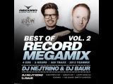 DJ NEJTRINO VS DJ BAUR - Best Of RECORD MEGAMIX Volume 2 - CD 1