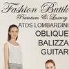 ATOS LOMBARDINI - BALIZZA - OBLIQUE - одежда