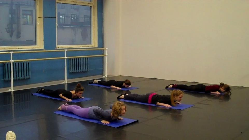 Партерная гимнастика – это