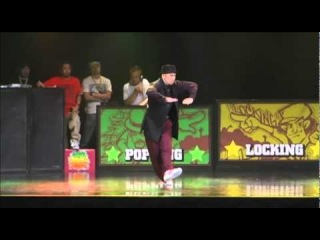 OLD SCHOOL NIGHT VOL.12 ACKY vs GUCCHON【POPPING / SEMI FINAL BATTLE】