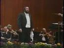 Pavarotti Plus (1989) part 12 Fille du regiment Aria Pour me rapprocher de Marie